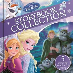 Disney Frozen: Adventures in Arendelle Storybook Collection
