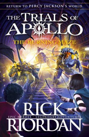 The Trials of Apollo 03: Burning Maze