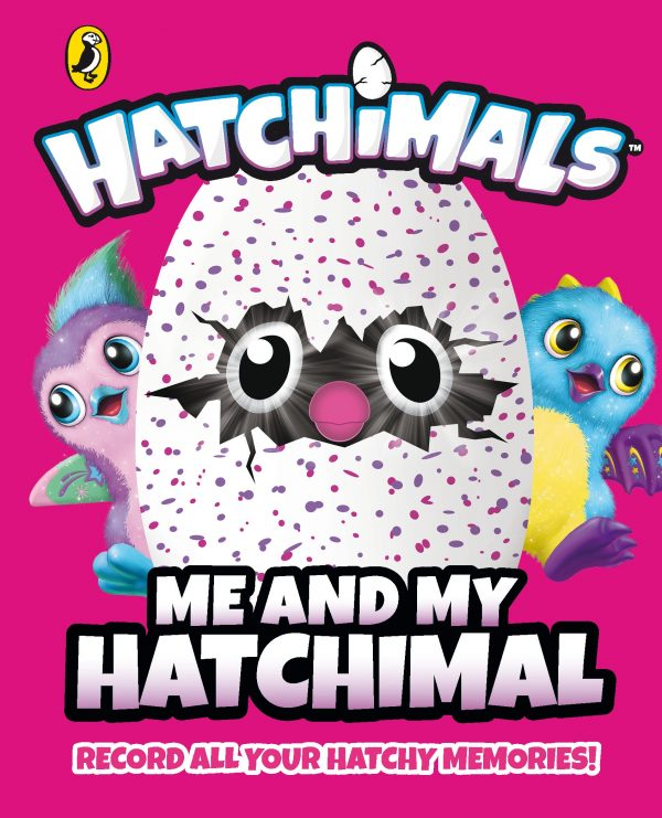 Hatchimals: Me and My Hatchimal