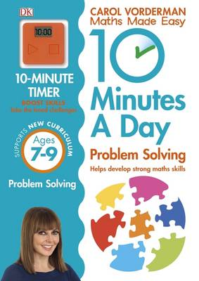 10 Minutes a Day Problem Solving Ages