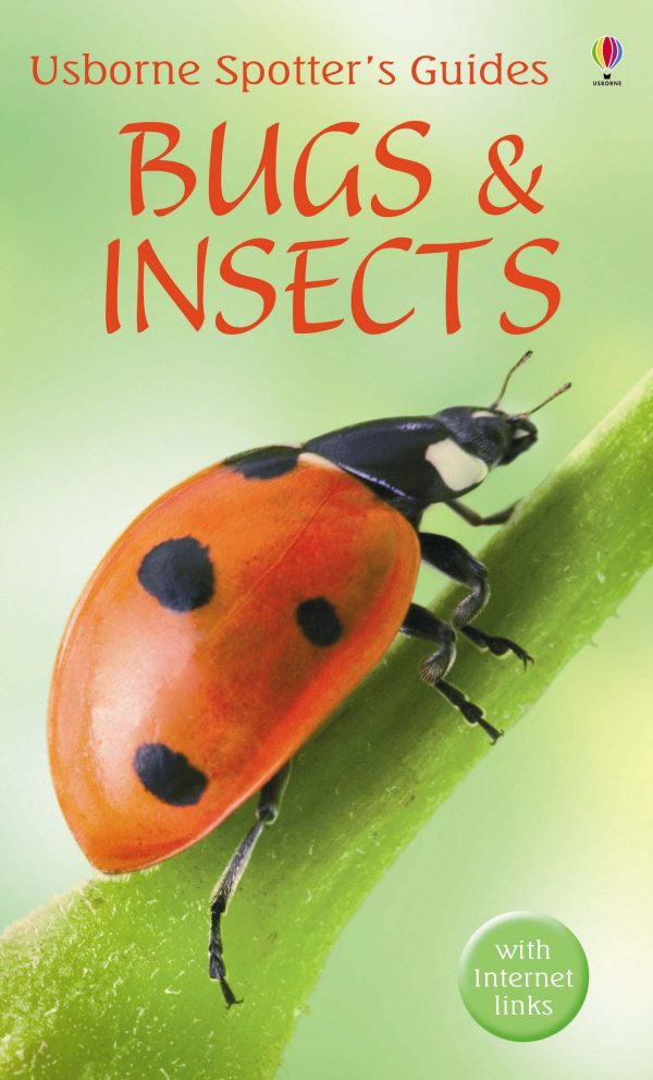 Bugs & Insects Spotter's Guide