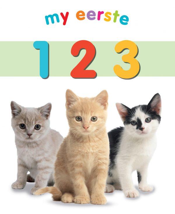 My eerste: 1 2 3