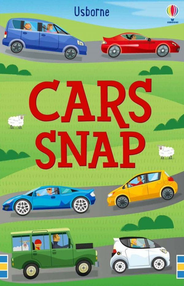 Cars Snap Cards