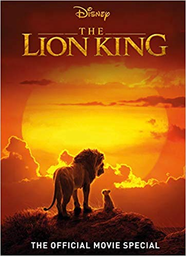 Disney Lion King: Book of the Film
