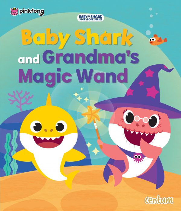 Baby Shark & Grandma's Magic Wand