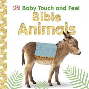 Baby Touch & Feel Bible Animals