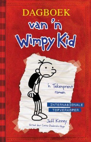 Dagboek van 'n Wimpy Kid