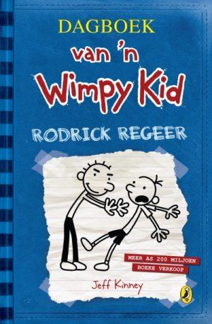 Dagboek van 'n Wimpy Kid: Rodrick Regeer