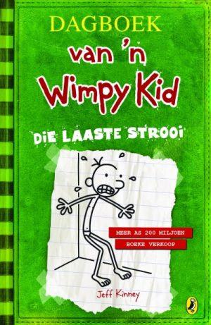Dagboek van 'n Wimpy Kid: Die Laaste Strooi