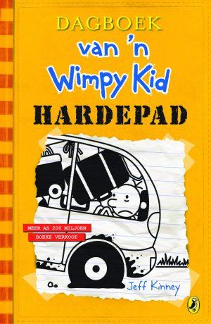 Dagboek van 'n Wimpy Kid: Hardepad