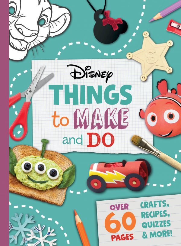 Disney: Things to Make & Do