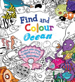Find and Colour: Ocean