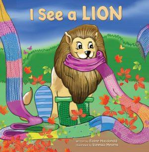 I See a Lion