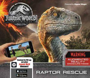 Jurassic World: Raptor Rescue