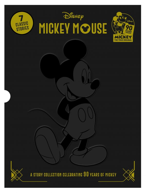 Disney Mickey Mouse: Mickey's Storybook Treasury Collector's Edition