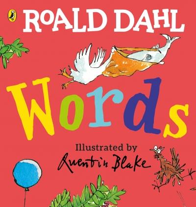 Roald Dahl Words