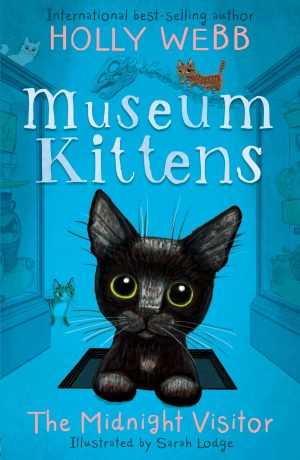 Museum Kittens: The Midnight Visitor