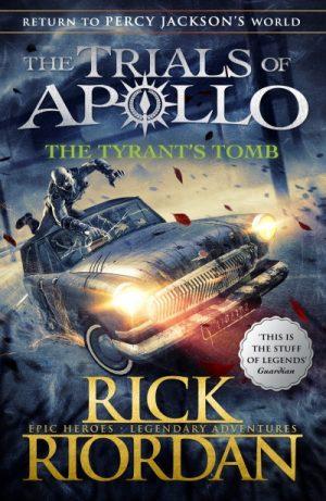 The Trials of Apollo 04: The Tyrants Tomb