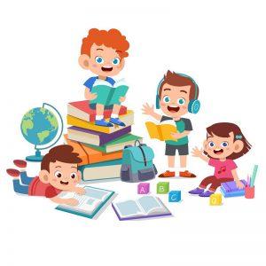 Children 6 - 12